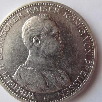 5 марок Германия 1913г