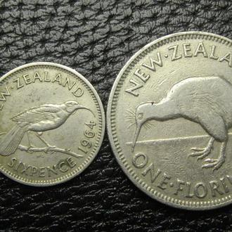 Монети Нової Зеландії (дореформа)
