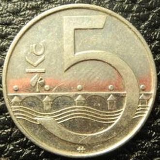 5 крон 2010 Чехія