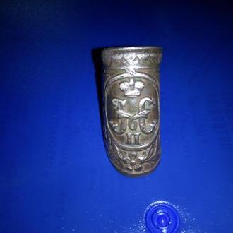 Тыльник сабли драгунской Николая ІІ (1882-1909)