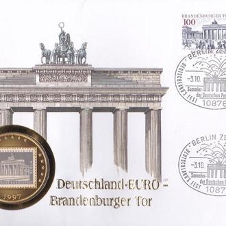 Германия 2.50 евро 1997
