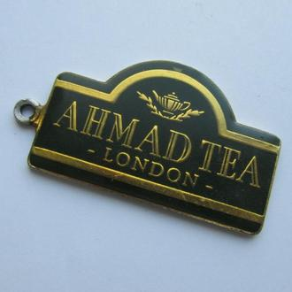 Жетон Чай Ахмад. Ahmad tea. London 2