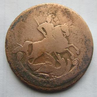 2 копейки 1758 год.