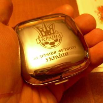 Часы Федерация футбола Украины