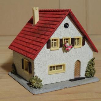 (1489) строение для макета в масштабе TT (1:120)