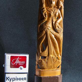 Богиня Лакшми-1970г.Импорт в СССР.Индия.
