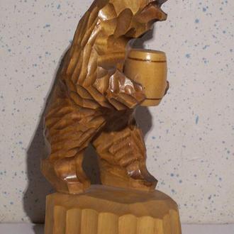 Медведь с бочонком меда, СССР, 1960-ые года