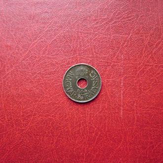 Венгрия 20 филлеров 1944 сталь