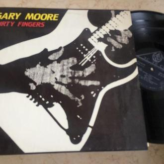 Gary Moore ‎– Dirty Fingers  ( SNC Records ‎– ME 2059  )  LP