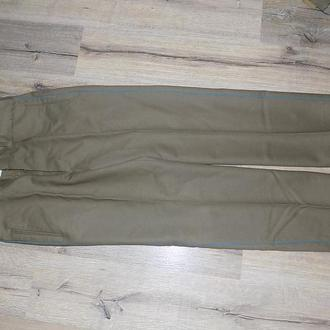 Брюки штаны офицера авиация 54-56 р-р талия 94 См, длина 112 См. новые