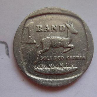 ЮАР 1 рэнд 1992 года.