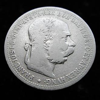 1 корона 1894 год.Серебро.Оригинал.
