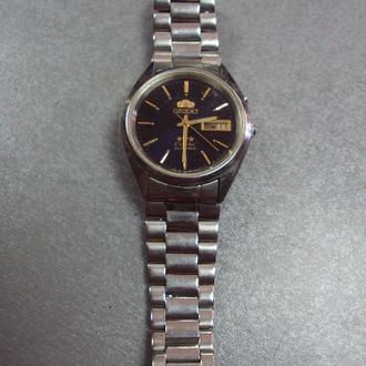 часы наручные циферблат механизм orient №231