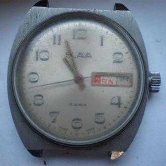 часы Слава идут  08036
