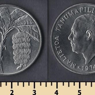 Самоа 50 сене 1974