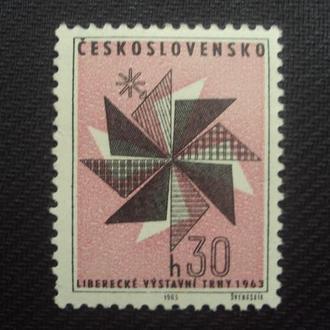 ЧССР 1963 негаш.