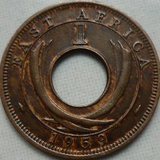 Восточная Африка 1 цент 1959 H