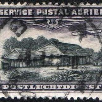 Бельгийское Конго (1920) Колония. Авиапочта