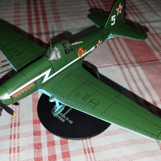 1/72 Altaya Штурмовик Ил-10