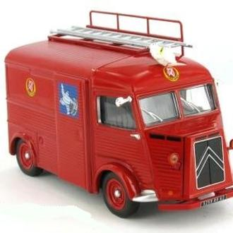 1/43 CITROEN HY Type H Michelin.