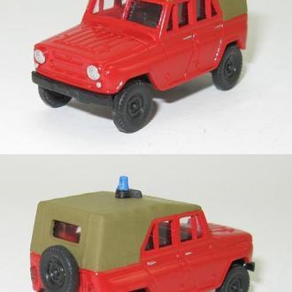 УАЗ-469 тент -1:87(НО)