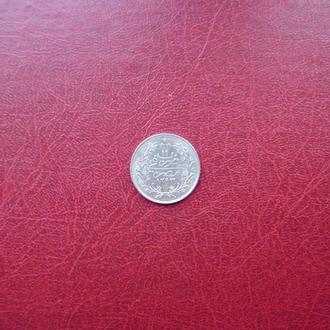 Египет 2 кирша 1293/11 - 1885 Абдул Хамид II Редкая