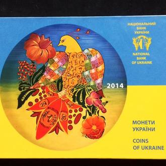 MN Украина набор НБУ 2014 г. Конкурс дитячих малюнків