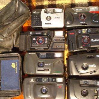 Колекція фотоапаратів-мильниць