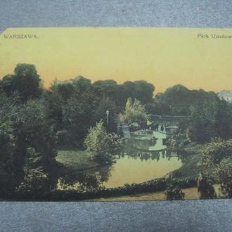 открытка варшава самчинцы подольская губерния 1910 №1201