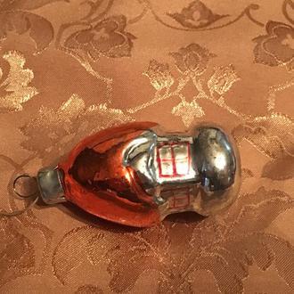 Елочная игрушка Домик СССР