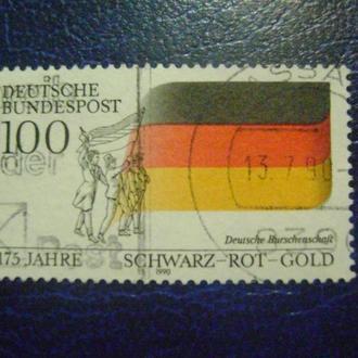 ФРГ.  Немецкие студенческие братства.
