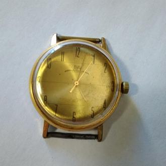 Часы мужские  Луч 23 камня.