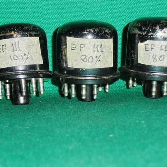 Радиолампы EF 111