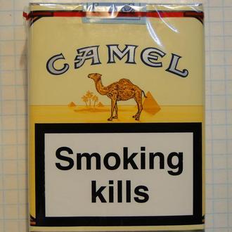 Сигареты CAMEL без фильтра