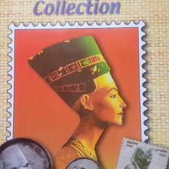 Египет набор монет в альбоме.