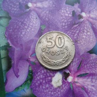 Польша 50грошей 1949г