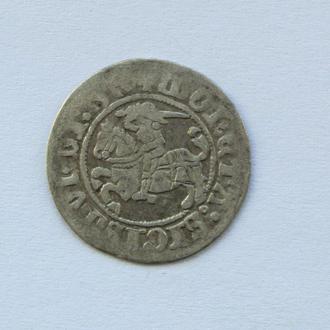 полугрош 1510 г Сигизмунд I Старый,  Литва, Вильно (C10)