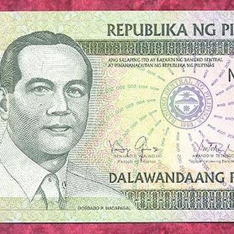 Боны Азия Филиппины 200 песо 2011 г.