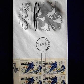 США  КПД 1967г. AUDUBON