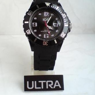 Часы ICE WATCH – BLACK (кварцевые).  Унисекс