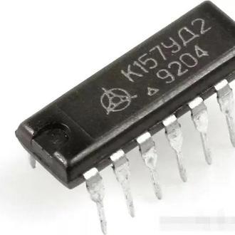 Микросхема К157УД2(нові ,перевірені на стенді)