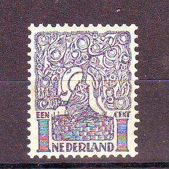 Нидерланды**. 1923г.