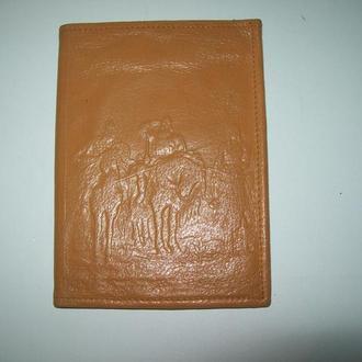 Кошелек портмоне бумажник Три богатыря СССР 1958 г.
