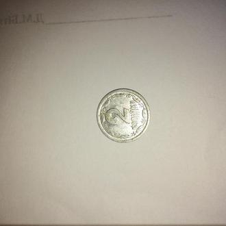 Монета 2 копейки