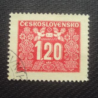 Чехословакия гаш.1946г.