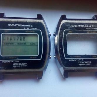 часы Электроника 5 Хронометр сохран 08084