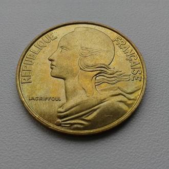 20 синтимів 1995 Франція