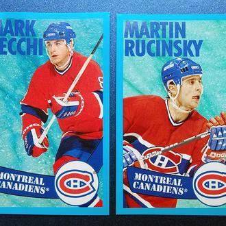 Наклейки, хоккей NHL, 1996 - 1997 г. PANINI