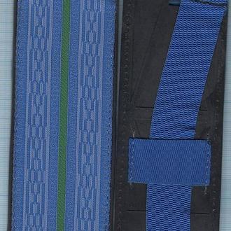 Погоны ПВ Украина ДПСУ Пограничник Прикордонник Старший лейтенант. 2007
