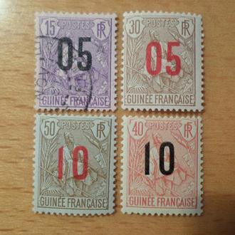 Гвинея французская КЦ-15м 1912